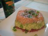 salmon&avocado