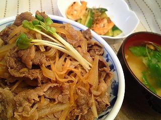 レシピ 牛丼 NHKきょうの料理ビギナーズ