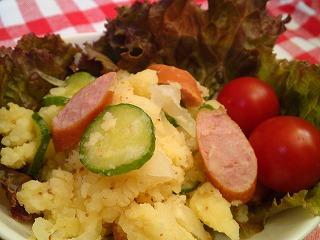 レシピ ポテトサラダ きょうの料理