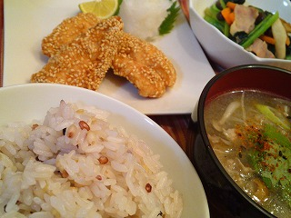 レシピ タニタ社員食堂 鶏ささみ