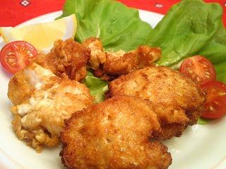 レシピ 鶏の唐揚げ