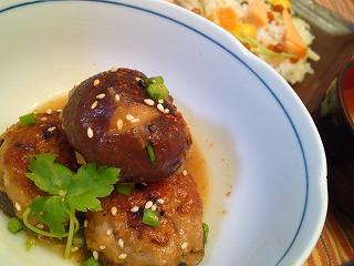速水もこみち流【しいたけの肉詰め煮】モコズキッチンレシピ