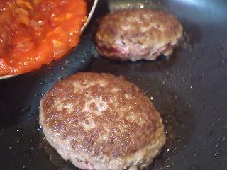 レシピ 煮込みチーズハンバーグ