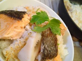 レシピ 鮭