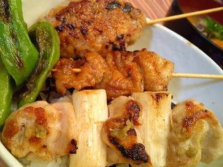 レシピ 焼き鳥丼