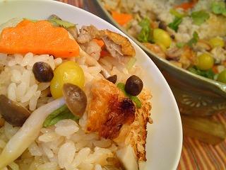 レシピ 炊き込みご飯