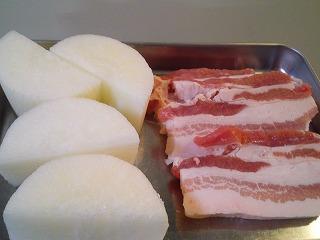 レシピ 豚バラ大根