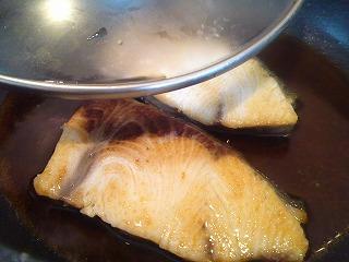 レシピ ぶりの鍋照り