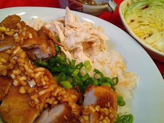 レシピ 油淋鶏(ユーリンチー)