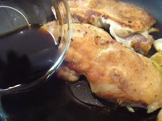 レシピ 照り焼きチキン