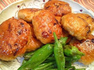 レシピ 鶏つくね