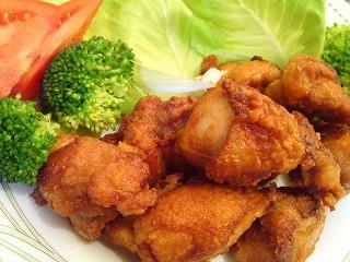 レシピ 鶏のから揚げ