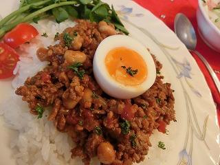 レシピ 大豆カレー