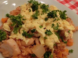 レシピ NHKきょうの料理オムライス