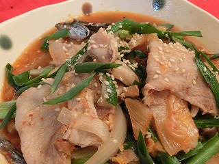 レシピ 豚キムチ