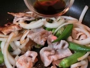 上沼恵美子のおしゃべりクッキングのオクラと豚肉の炒めもの