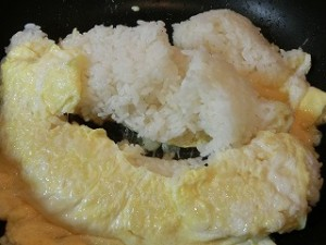 上沼恵美子のおしゃべりクッキングのニラと豚肉の炒飯