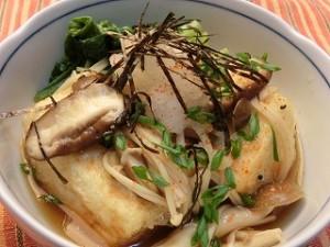 噂の東京マガジン やってTRY!の揚げ出し豆腐