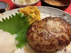 きょうの料理の和風きのこハンバーグ