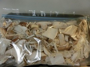 NHKきょうの料理の中国風きのこあんかけ焼きそば