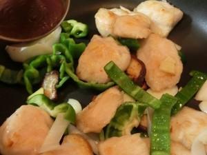 上沼恵美子のおしゃべりクッキングの鶏の四川風炒め