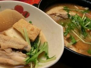 上沼恵美子のおしゃべりクッキングの手羽の味噌鍋