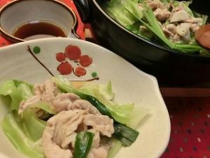 ノンストップ!の豚とキャベツのニンニク塩バター鍋