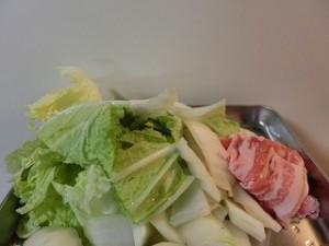 NHKきょうの料理の白菜のあんかけ