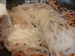 ノンストップ!のダイエット150kcal 簡単坦々麺!