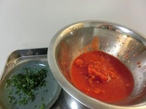 情報ライブ ミヤネ屋 愛のスパルタ料理塾のトマトクリームパスタ