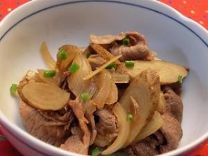 上沼恵美子のおしゃべりクッキングの牛肉のしぐれ煮