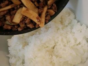 上沼恵美子のおしゃべりクッキングのごぼう味噌の混ぜごはん