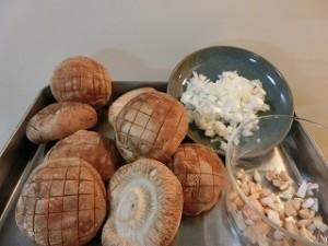 NHKきょうの料理ビギナーズの肉詰めしいたけの照り焼き