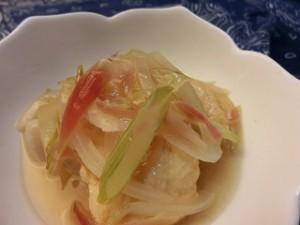 上沼恵美子のおしゃべりクッキングの鶏胸肉のうま酢