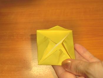 ハート 折り紙 折り紙 やっこさん 作り方 : art-fun.net