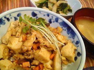 レシピ タニタ食堂