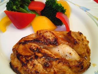 レシピ レモン鶏