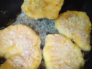 レシピ チキンカツ