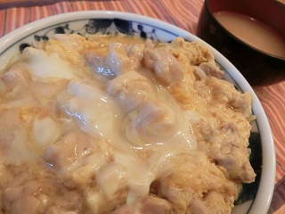 レシピ 親子丼