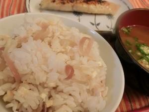 NHKきょうの料理のみょうがご飯